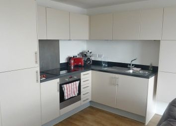 Thumbnail 1 bedroom flat to rent in Moro Apartments, 22 New Festival Quarter, London