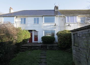 Thumbnail 3 bedroom terraced house to rent in Court Road, Newton Ferrers, Plymouth