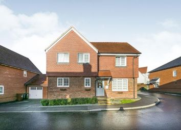 Thumbnail 3 bed link-detached house for sale in Bloomery Way, Maresfield, Uckfield, East Sussex
