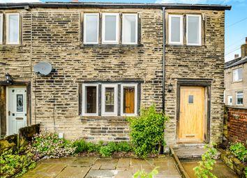 Thumbnail 2 bedroom semi-detached house for sale in Crosland Hill Road, Crosland Hill, Huddersfield
