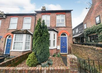 Thumbnail 3 bed end terrace house for sale in Summer Street, Slip End, Luton