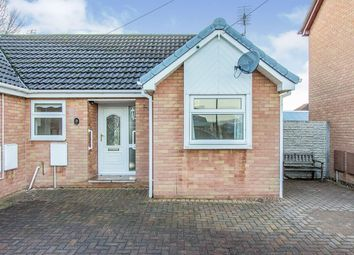 Thumbnail 2 bed bungalow to rent in Harpenden Close, Dunscroft, Doncaster