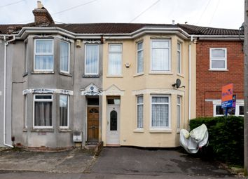 Thumbnail 3 bed terraced house for sale in Wilton Road, Shirley, Southampton