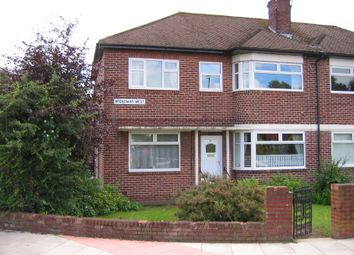 Thumbnail 2 bedroom flat to rent in Great North Road, Newcastle Upon Tyne