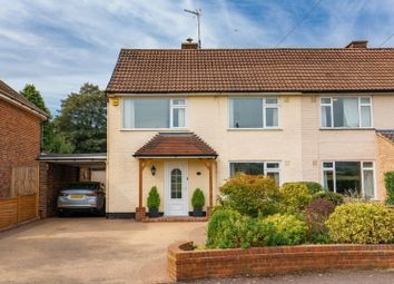 Thumbnail 3 bed semi-detached house for sale in Wycombe Road, Saunderton, High Wycombe