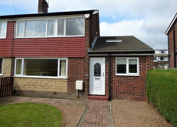 Thumbnail 3 bed semi-detached house to rent in Leeds Road, Wakefield