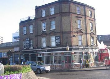 Thumbnail Commercial property for sale in The Birds Nest, 32 Deptford Church Street, Deptford, London