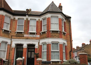 Thumbnail 3 bed flat to rent in Downhills Park Road, London