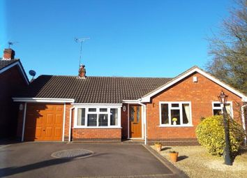 Thumbnail 2 bed bungalow for sale in Stoney Croft, Cannock, Staffordshire
