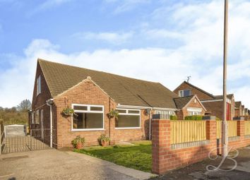 Thumbnail 3 bed semi-detached bungalow for sale in Marples Avenue, Mansfield Woodhouse, Mansfield