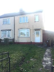 Thumbnail 2 bedroom semi-detached house to rent in Three Tuns Lane, Wolverhampton