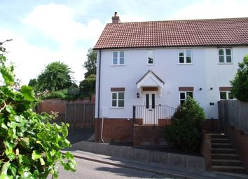 Thumbnail 3 bedroom semi-detached house to rent in Mill Road, Saxmundham