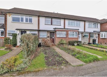 Thumbnail 3 bed terraced house for sale in Shirley Close, Broxbourne