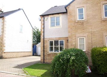 Thumbnail 3 bed semi-detached house to rent in Wharfedale, Galgate, Lancaster