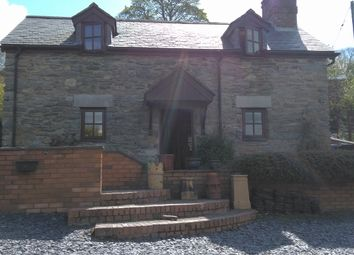 Thumbnail 3 bed country house for sale in Betws Gwerfil, Corwen