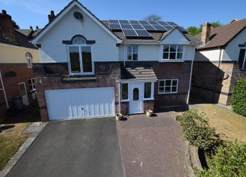 Thumbnail 4 bed detached house for sale in Church Lea, Launceston
