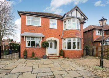 Thumbnail 5 bedroom detached house for sale in Chester Road, Hazel Grove, Stockport, Cheshire
