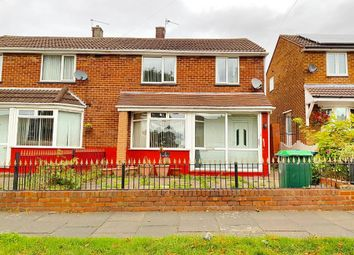 Thumbnail 3 bed semi-detached house for sale in Lime Tree Road, Yew Tree Estate, Walsall, West Midlands