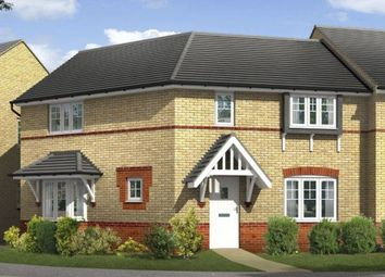 "Thumbnail 3 bed semi-detached house for sale in ""Faringdon"" at Ropery Road, Gateshead"