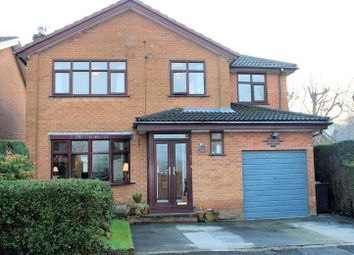 Thumbnail 5 bedroom detached house for sale in Manley Close, Summerseat, Bury