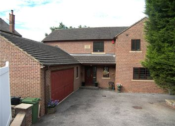 Thumbnail 4 bedroom detached house for sale in Amber Lodge, Derby Road, Ambergate