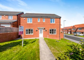 Thumbnail 4 bed detached house for sale in Orchid Road, Hartlepool
