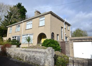 Thumbnail 3 bed semi-detached house for sale in Tremenheere Road, Penzance