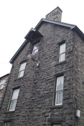Thumbnail 2 bed flat to rent in Plasyndre Street, Dolgellau