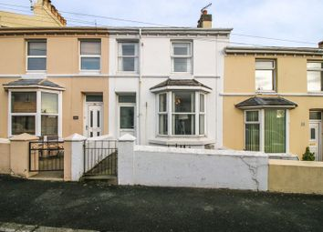 Thumbnail 2 bed terraced house for sale in Queens Road, Onchan, Isle Of Man