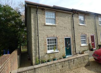 Thumbnail 2 bed end terrace house for sale in Brading, Sandown, Isle Of Wight