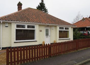 Thumbnail 2 bed bungalow for sale in Boundary Avenue, Norwich, Norfolk