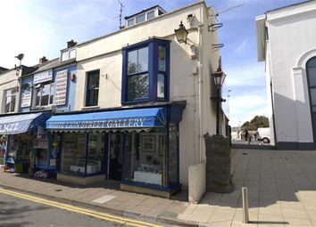 Thumbnail Commercial property for sale in White Lion Street, Tenby, Dyfed