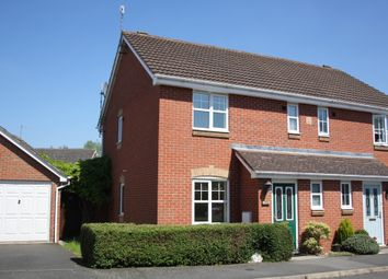Thumbnail 3 bed semi-detached house to rent in Wheatcroft Close, Brockhill, Redditch