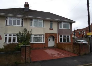 Thumbnail 3 bed terraced house for sale in Regents Park, Southampton, Hampshire