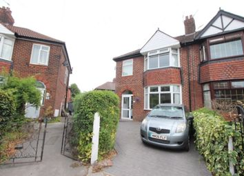 Thumbnail 3 bed semi-detached house for sale in Audenshaw Hall Grove, Audenshaw, Manchester