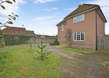 Thumbnail 3 bed detached house for sale in Arundel Road, Fontwell, Arundel, West Sussex