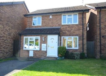 Thumbnail 3 bedroom detached house for sale in Culloden Way, Wokingham, Berkshire