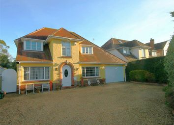 Thumbnail 4 bedroom detached house for sale in Orchard Avenue, Poole, Dorset
