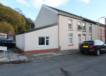 Thumbnail 4 bed end terrace house to rent in Lower Bailey Street, Porth