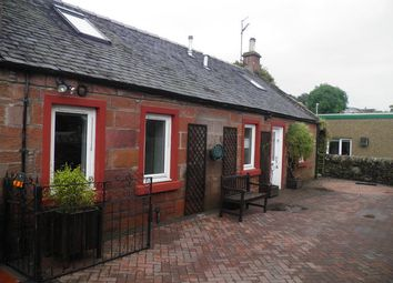 Thumbnail 3 bed end terrace house to rent in Tillyloss, Kirriemuir