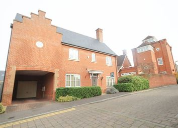 Thumbnail 4 bed detached house to rent in Tallis Way, Warley, Brentwood