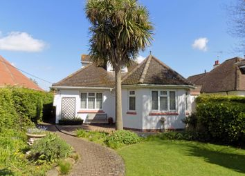 Thumbnail 4 bed detached bungalow for sale in Upper Station Road, Henfield