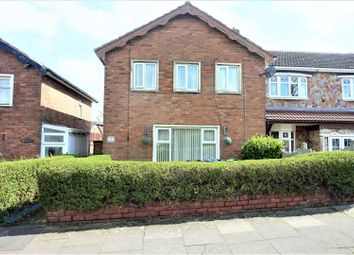Thumbnail 3 bedroom semi-detached house for sale in Brindley Road, West Bromwich
