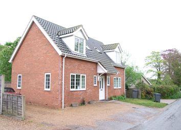 Thumbnail 3 bed detached house to rent in Back Road, Middleton, Saxmundham, Suffolk