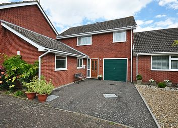 Thumbnail 3 bed link-detached house for sale in Millway Avenue, Roydon, Diss
