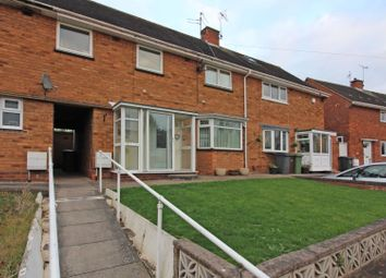 Thumbnail 3 bed terraced house for sale in Pool Hall Crescent, Castlecroft, Wolverhampton