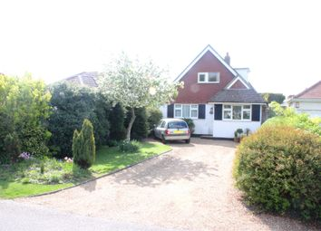 Thumbnail 3 bed detached bungalow for sale in Little Paddocks, Ferring, Worthing