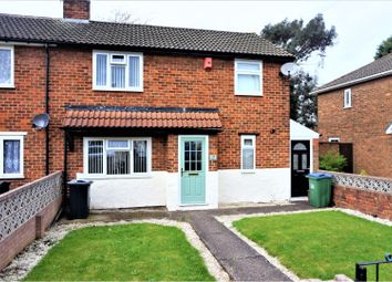 Thumbnail 3 bed semi-detached house for sale in Chartley Road, West Bromwich