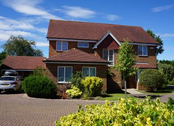 Thumbnail 5 bed detached house to rent in Lime Close, Burwell, Cambridge