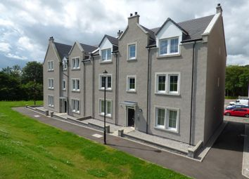 Thumbnail 1 bedroom flat to rent in Castle Court, Ellon, Aberdeenshire
